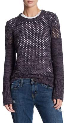 Inhabit Luxe Crew Neck Cashmere Sweater $506 thestylecure.com