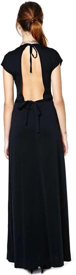 Nasty Gal Black Magic Woman Dress
