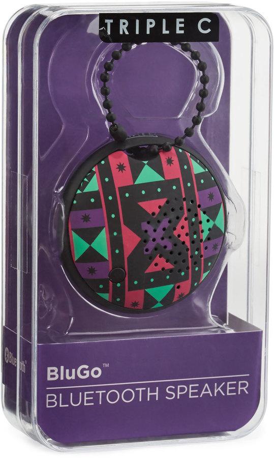 Triple C Designs BluGo Portable Bluetooth Speaker, Nomad