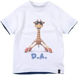 Daniele Alessandrini T-shirts - Item 12153355IQ