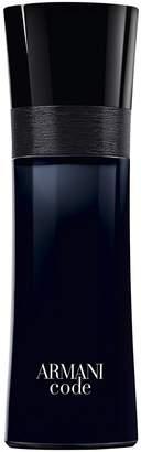 Giorgio Armani Code for Men Eau De Toilette Spray/75 Ml