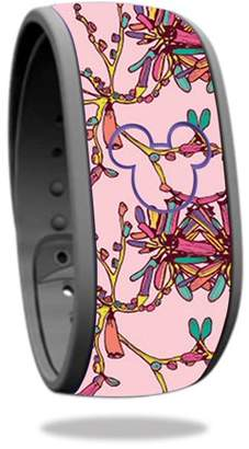 Mightyskins MightySkins Skin For Disney MagicBand 2 - Sunflowers | Protective, Durable, and Unique Vinyl Decal wrap cover | Easy To Apply, Remove, and Change Styles | Made in the USA