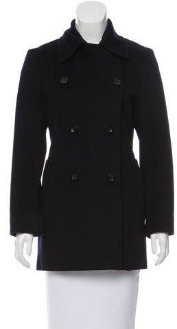 Max MaraMaxMara Double-Breasted Wool Coat