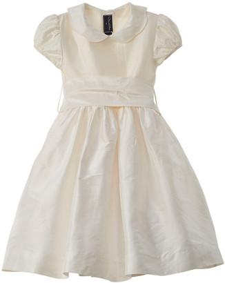 Oscar de la Renta Brianna Silk Dress