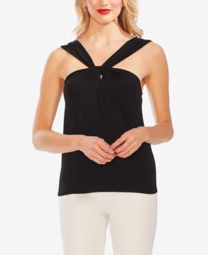 Vince Camuto Knot-Neck Sleeveless Top