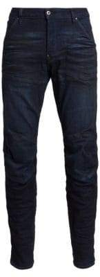 G Star 3D Skinny Seamed Jeans