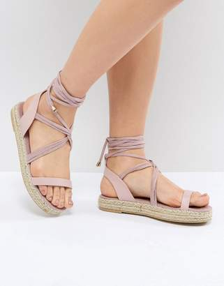 Pieces Espadrille Sandal