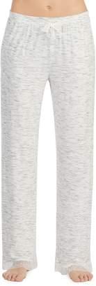 Kensie Marl Lace Hem Pyjama Pants