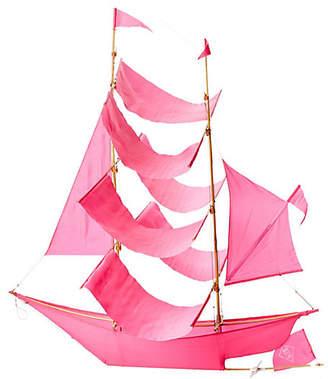 Haptic Lab Sailing Ship Kite - Pink