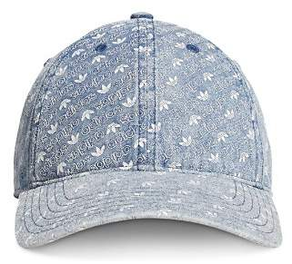 adidas Denim Monogram Snapback Hat