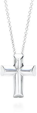 Paloma's Tenderness heart cross pendant