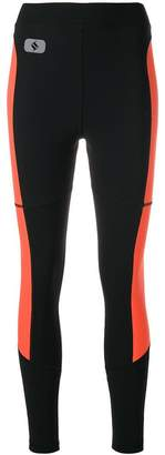 Alexander Wang side stripe leggings