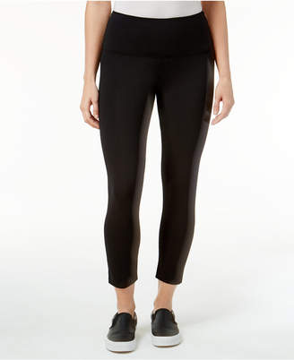 Style&Co. Style & Co Petite Cropped Yoga Leggings, Created for Macy's
