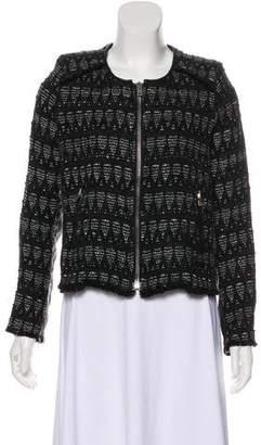 IRO Tweed Casual Jacket