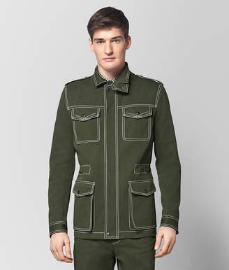 Bottega Veneta FOREST COTTON JACKET