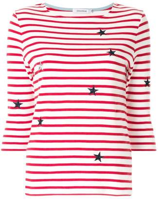 GUILD PRIME embroidered stars top