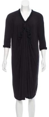 Lanvin Jersey Knee-Length Dress