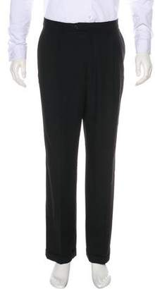 Armani Collezioni Woven Dress Pants