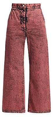 Rachel Comey Women's Bishop Acid Wash Jeans