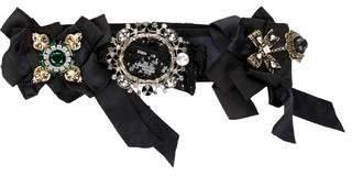 Dolce & Gabbana Vintage Embellished Belt