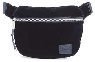 Herschel Fifteen Velvet Belt Bag
