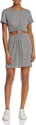 Honey Punch Cutout T-Shirt Dress $32 thestylecure.com