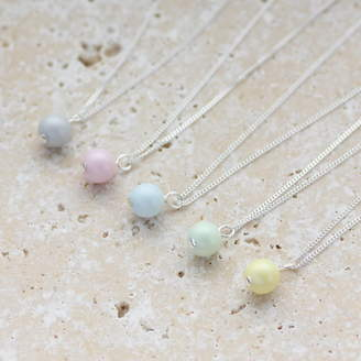 Swarovski Joy by Corrine Smith Pastel Pearl Pendant