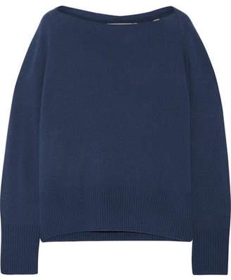 Vince - Cashmere Sweater - Blue $355 thestylecure.com