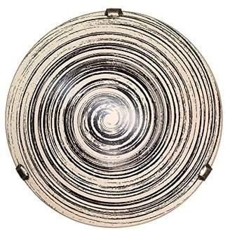Lagos Lampex 223/P2 Plafond P2 Lagos, Metal, Brown, E27