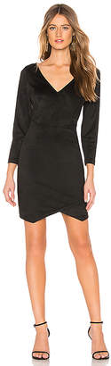 BB Dakota JACK by Lotti Faux Suede Dress