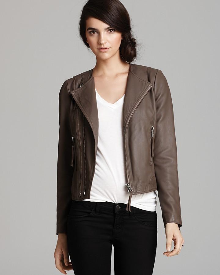 Joie Jacket - Kaylie Leather Moto