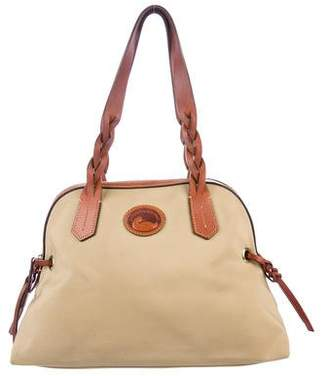 Dooney & Bourke Nylon Domed Shoulder Bag