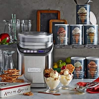 Cuisinart Electric Ice Cream Maker, Ice 70