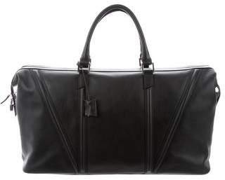 WANT Les Essentiels de la Vie Leather Weekender Bag