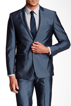 Star USA By John Varvatos Two Button Notch Lapel Suit Separates Jacket $395 thestylecure.com