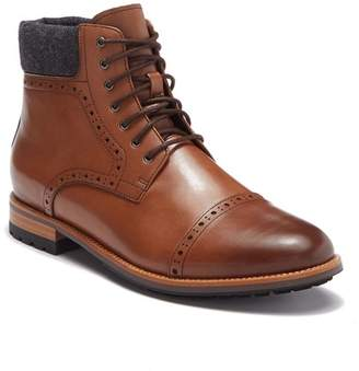 Warfield & Grand Grady Leather Mid-Top Boot
