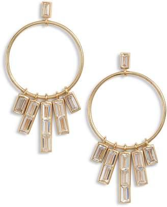 Sole Society Hoop Earrings