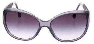 Chanel Bijou Cat-Eye Sunglasses