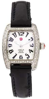 Michele Urban Petite Diamond Watch