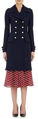 Altuzarra Women's Double-Breasted Baker Coat - Navy