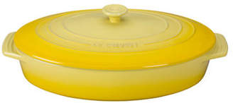Le Creuset Oval Casserole with Lid