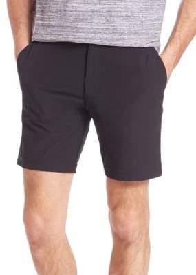 Saks Fifth Avenue MODERN Hybrid Stretch Swim Shorts
