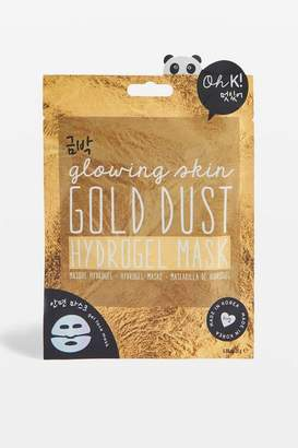 Topshop Gold Sheet Mask by Oh K!