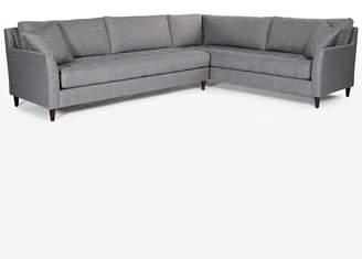 Rejuvenation Hastings Sectional Sofa - Left Arm