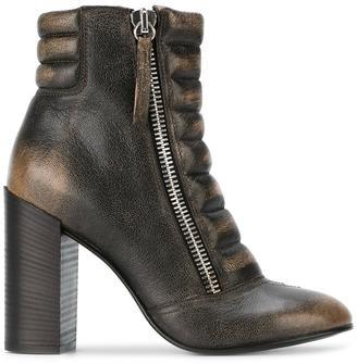 Diesel 'D-Amelia' ankle boots $245.34 thestylecure.com