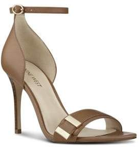 Nine West Matteo Stiletto Sandals