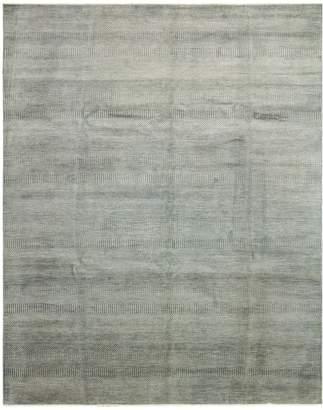 Walton Noori Rug Fine Grass Moheem Hand-Knotted Wool Rug