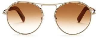Tom Ford Women's Jessie Sunglasses $445 thestylecure.com