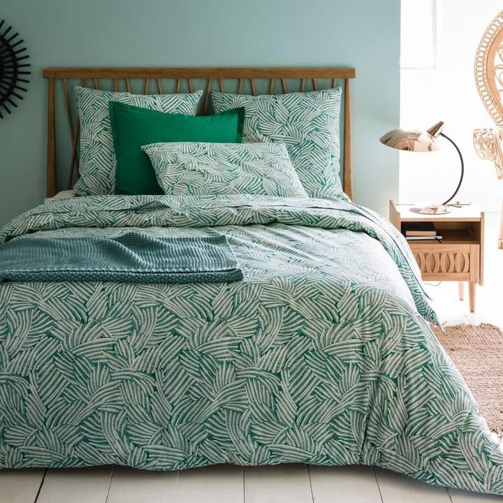 la redoute interieurs drap imprim ycata aiment france. Black Bedroom Furniture Sets. Home Design Ideas