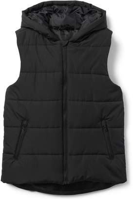Crazy 8 Crazy8 Hooded Puffer Vest